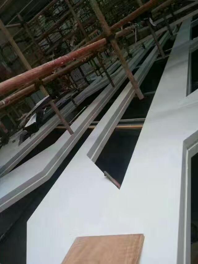 树丫形室内立式铝单板