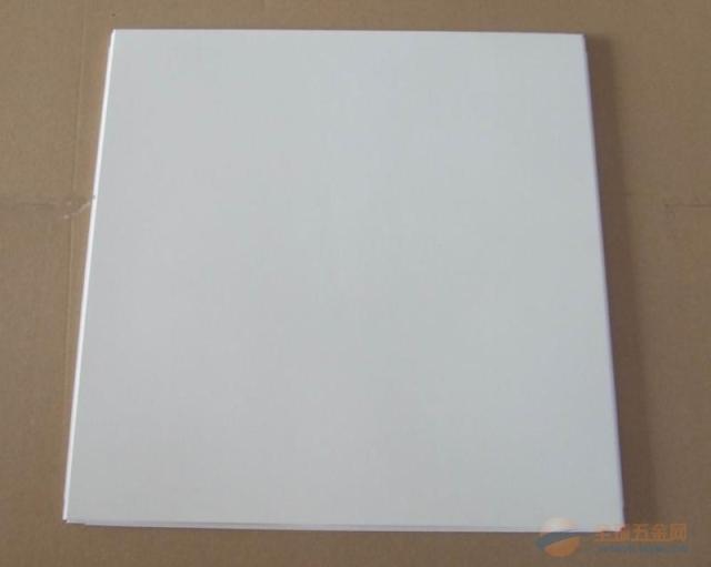 方形铝扣板天花