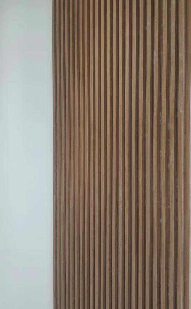 锥形三维瓦楞复合板刨槽折弯成长城铝板