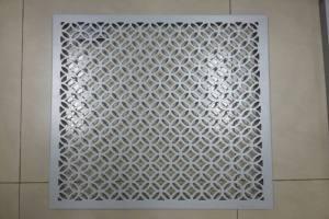 特殊冲孔铝板