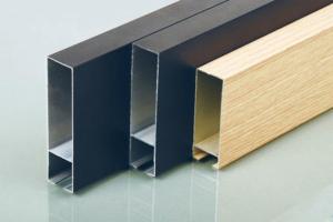 U型型材铝方通