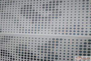 冲孔拼花铝单板