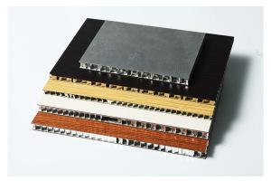 滚涂铝板复合铝蜂窝板