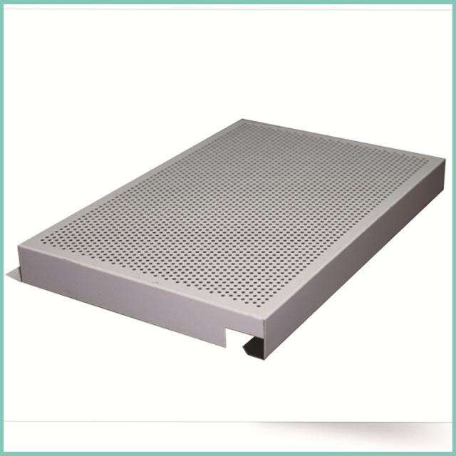 冲孔吸音勾搭铝板