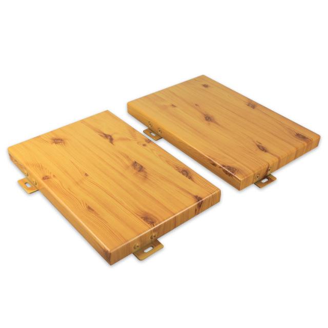 竹节纹铝单板
