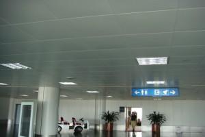 机场车站等候室铝扣板