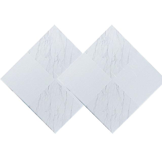 仿石纹印花铝扣板天花