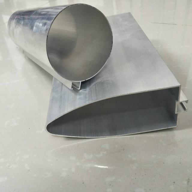 子弹头型材和铝圆管