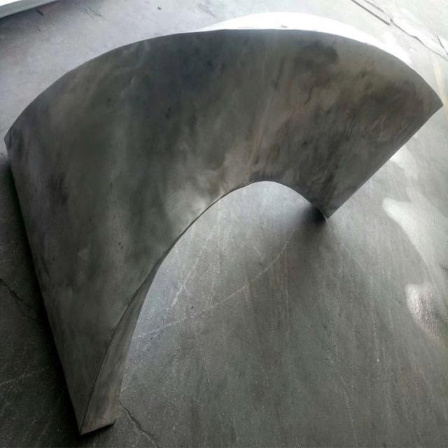 弧形扭曲铝单板
