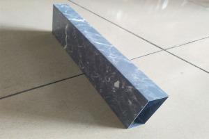 石纹转印铝方管
