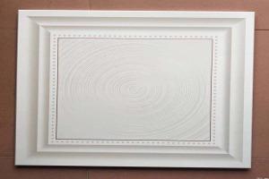 立体印花质感铝扣板