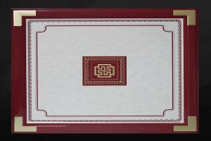 中式汉唐古风铝扣板