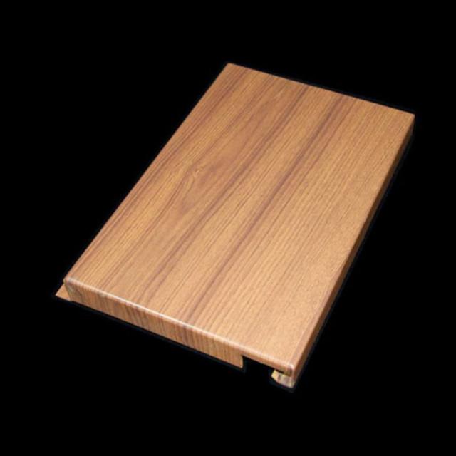 热转印木纹勾搭铝单板