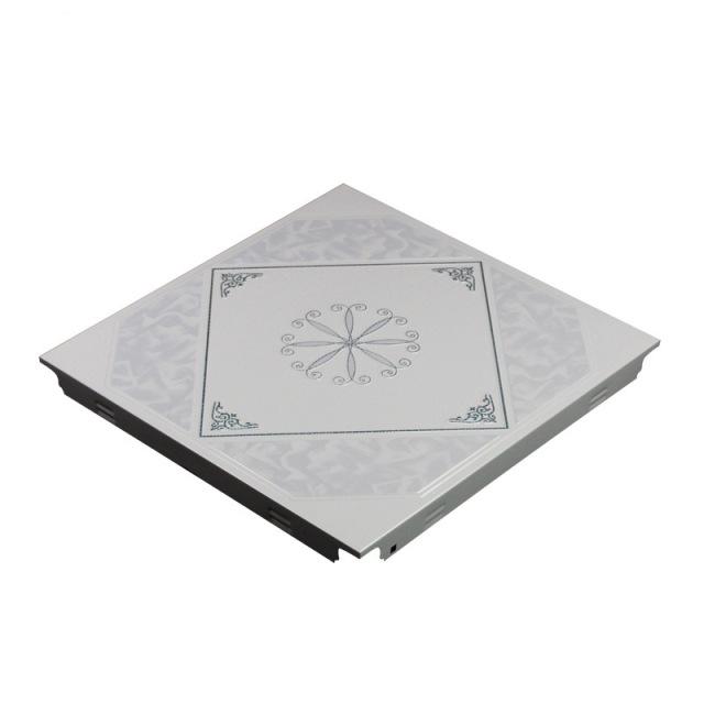 太阳花家装压纹铝扣板