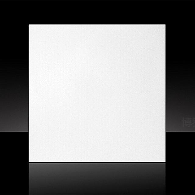 喷磨砂粉末白色铝扣板