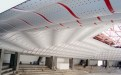体育馆波浪形冲孔铝板
