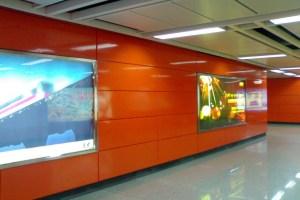 地铁墙面搪瓷钢板