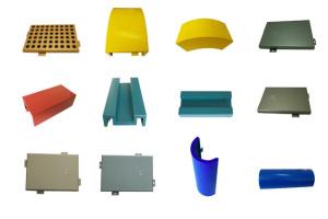 铝单板造型分类