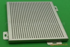 氟碳冲孔铝单板