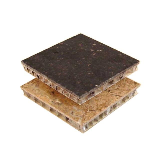 光面石材复合铝蜂窝板