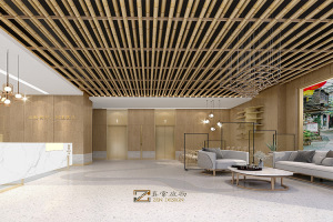 竹节造型铝合金吊顶圆管