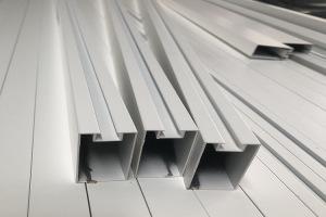 60*40凹槽吊顶铝方管