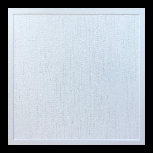 白橡木纹磨砂面铝扣板