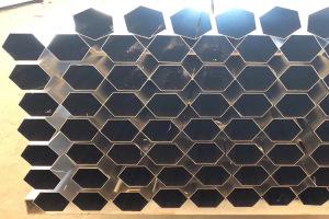 正六边形铝型材管