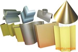 特殊造型铝板工艺