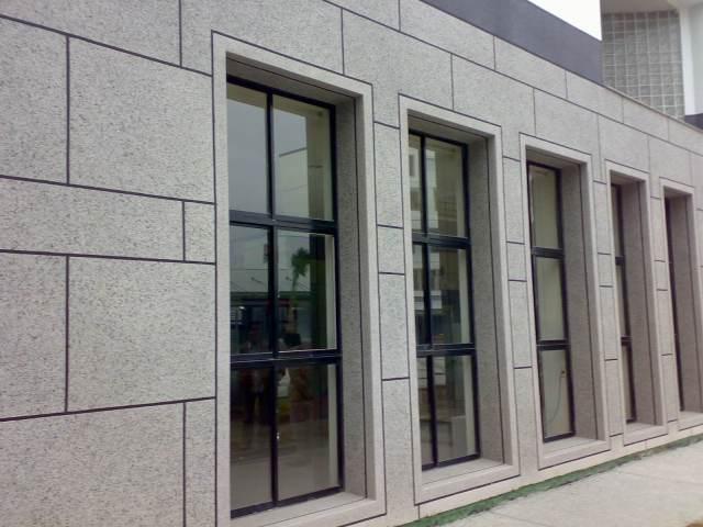 外墙真石漆石纹铝单板