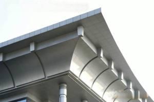 造型铝板门头
