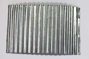波浪铝瓦楞芯