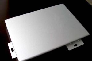 银灰聚酯铝单板