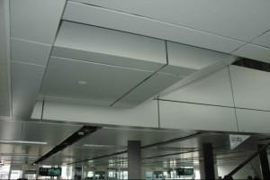 车站地铁吊顶铝板
