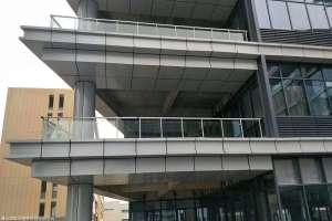 科学馆外墙铝单板