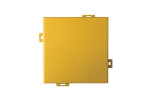 黄色铝单板