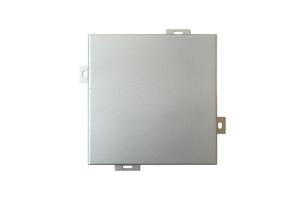 亮银色铝单板