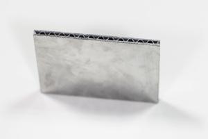 原色瓦楞铝板