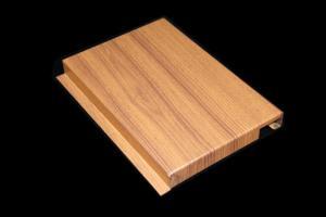 木纹勾搭铝单板