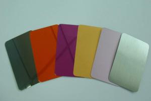 氧化镜面铝板、拉丝铝板