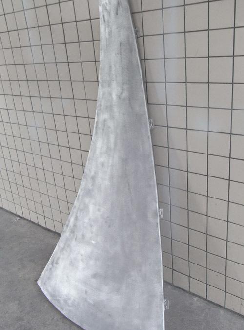 外墙刀型铝单板