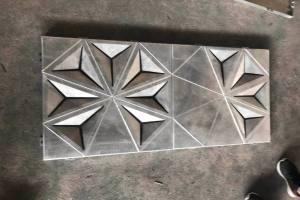 凹槽型铝单板