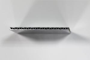 1.0mm面板底板铝瓦楞复合板