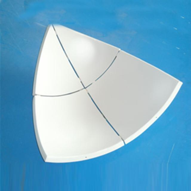 球形铝单板