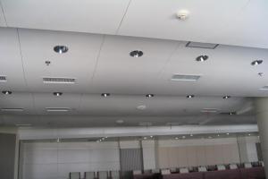 波浪线吊顶铝单板