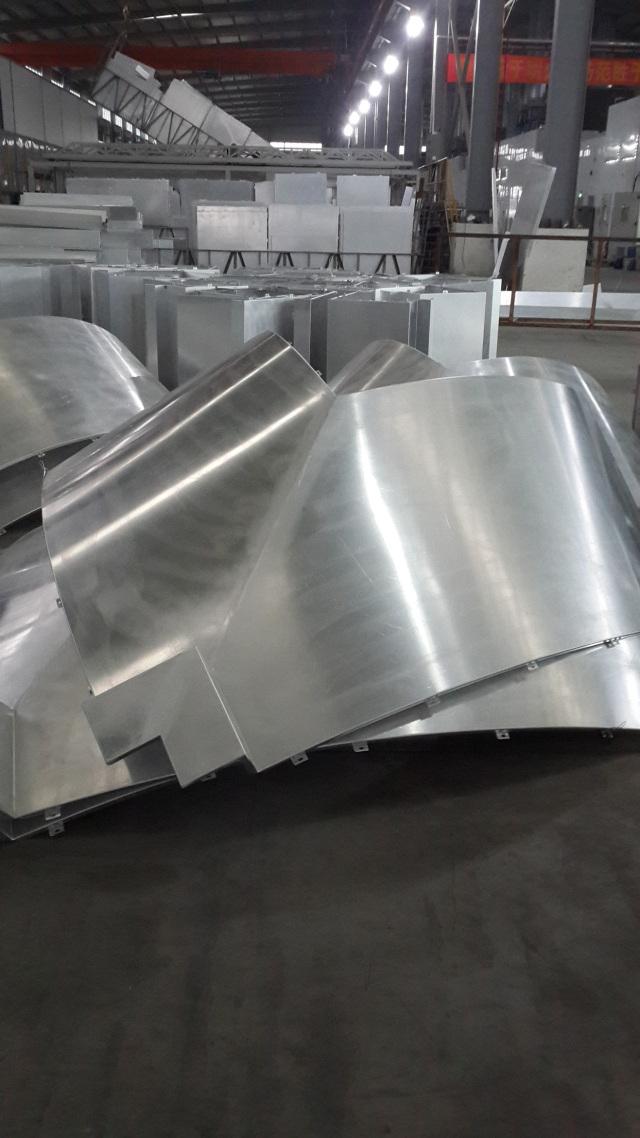 凹槽造型铝单板