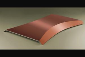 双曲弧形铝单板