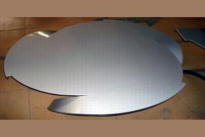 特殊造型铝单板