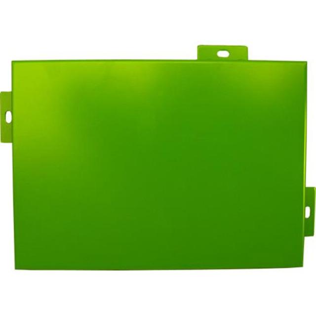 绿色铝单板
