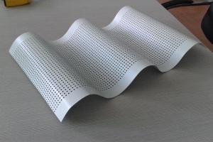 冲孔波浪形铝板